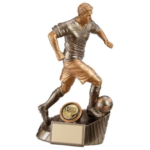 statuete fotbal